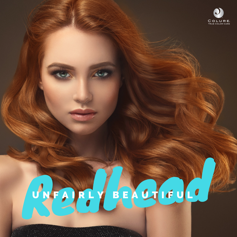 Fadeproof Your Red Hair Color Colure Hair Care